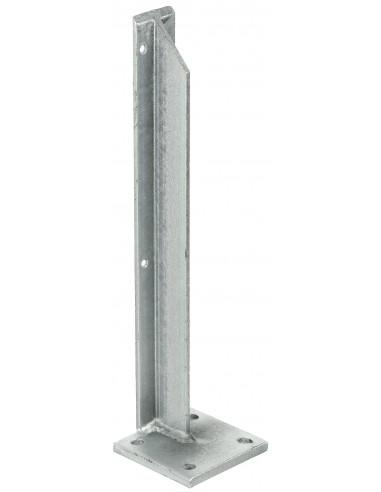 Montant pour balcon - Profil en Té